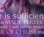 His Grace is Sufficient – Part 2