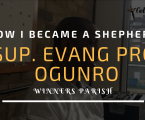 How I became a Shepherd – Sup. Evang. (Pro.) Samuel Ogunro of Winners Parish