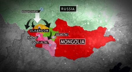 Christians from Russia head to four remote Mongolian provinces where few have heard the message of Christ's love.