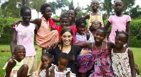 22-Year-Old Christian mothers 13 Ugandan Orphans