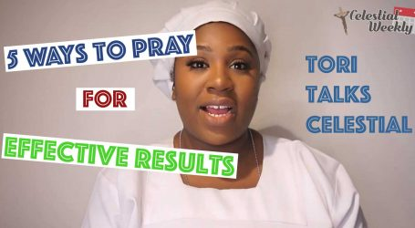 5 ways to pray for effective results