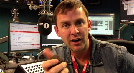 Radio 1 DJ had 'euphoric' worship music moment live on air
