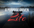 A Life Driven By Purpose