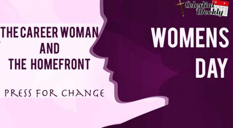 The Career Woman and the Homefront : Press for Change