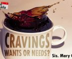 Cravings: Wants or need?