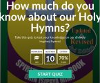 How much do you know about our Holy Hymns