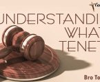 Understanding what a Tenet is