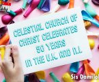 Celestial Church of Christ celebrates 50 years in the UK