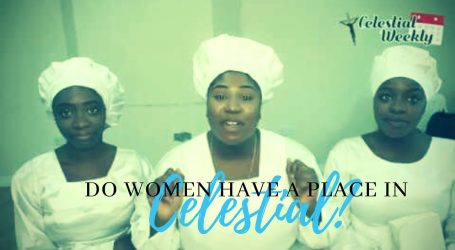 Women! Do we have a place in Celestial?