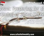 Advent: Preparing for the coming of Jesus Christ