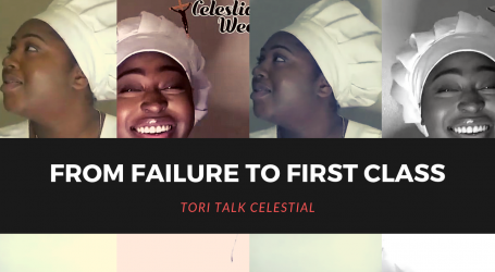 From failure to first class