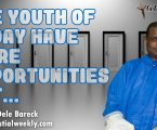 The youths of today have more opportunities but…
