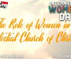 The Role of Women in Celestial Church of Christ