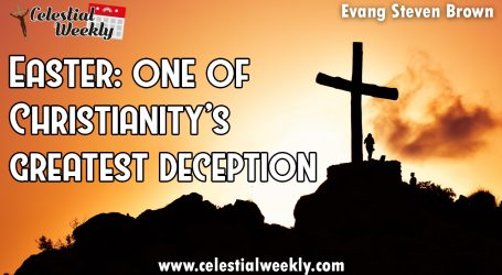 Easter: Deception in Christianity