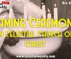 Naming ceremony in Celestial Church of Christ
