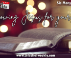 Knowing Jesus for yourself